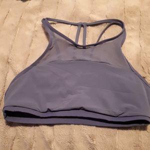Lovely purple Lululemon sports bra